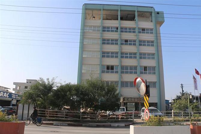 Kız Öğrenci Yurdu Binasının  Yapımına 13 Milyon TL Harcandı