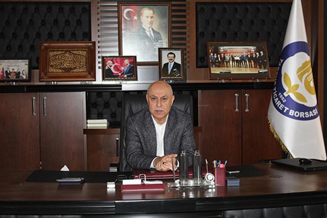 """Başkan Murat Kaya, """"İstihdam  Seferberliği"""" Kampanyasına Destek Verdi"""