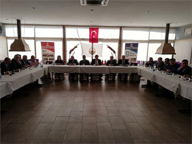 Tarsus Cumhuriyet Başsavcılığı  Koruma Kurulu Toplantısı Yapıldı