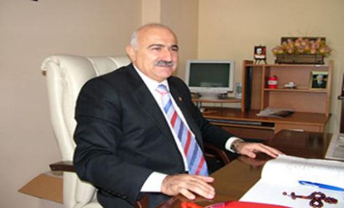 """CHP 22 ve 23. Dönem Mersin Milletvekili Ali Oksal, """"Soyadı Oksal Olan Hiçkimse Beni ve Ailemi Teslim Etmiyor"""""""