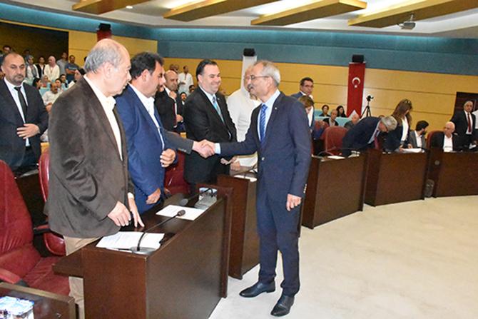 Tarsus Belediye Meclisi Mayıs  Ayı Olağan Toplantısı Gerçekleşti