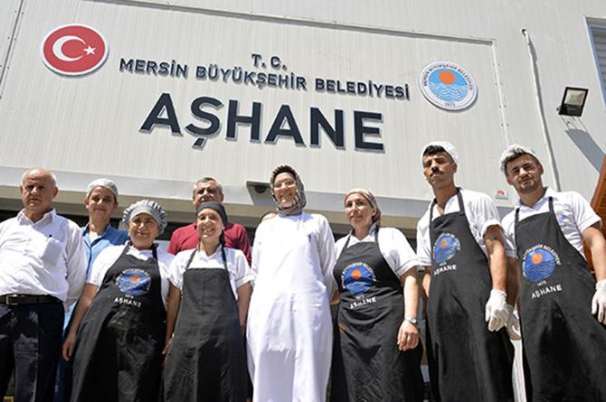 Büyükşehir'den 'Mütevazı Ramazan'