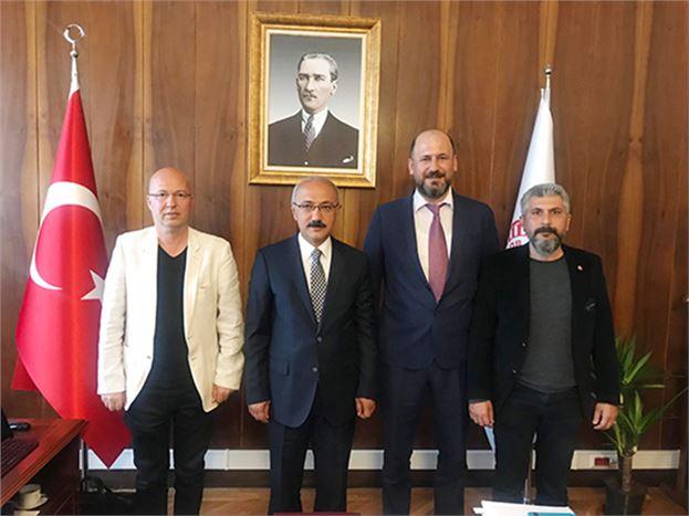 """Lütfi Elvan, """"Tarsus Üniversitesine Yer Tahsisinin Bir An Önce Yapılması Gerekiyor"""""""