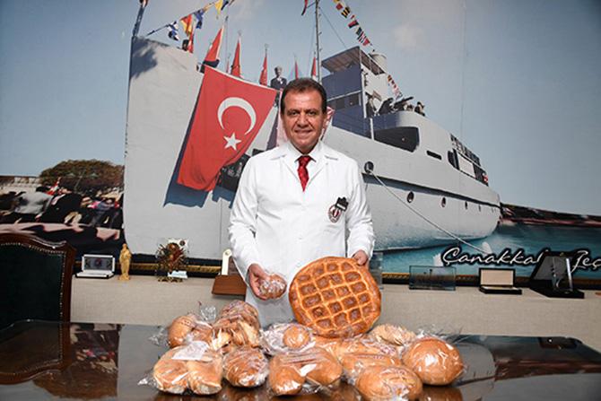 """Seçer, """"Büyükşehir'in Halk Ekmeğine Zam Yok"""""""