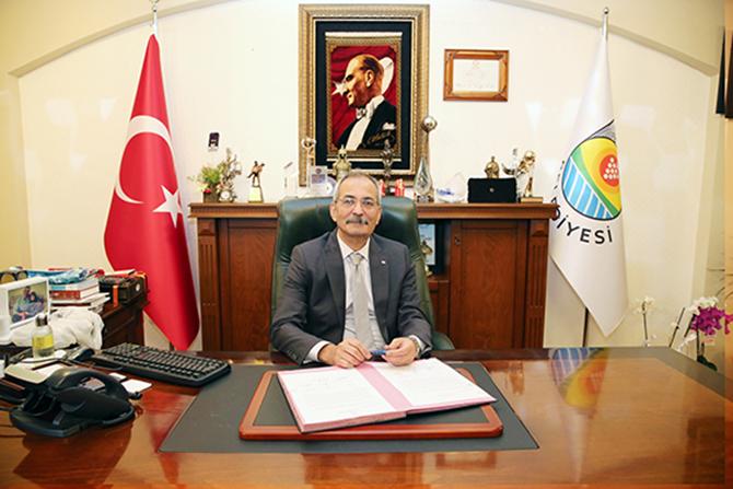 """Başkan Bozdoğan, """"Belediye Bir İş Kapısı  Değildir, Ancak Yatırımcının Önünü Açacağız"""""""