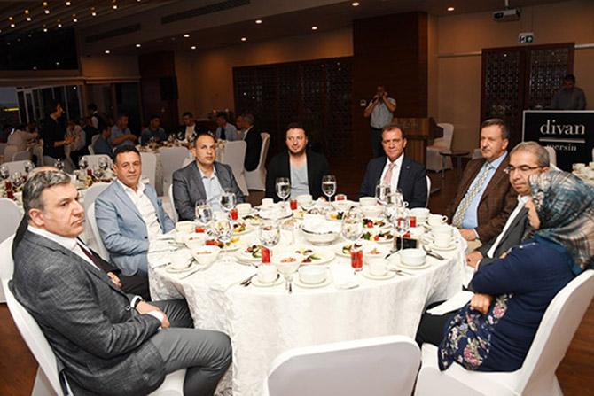 Başkan Seçer, Meclis Üyeleri ile İftar Yemeğinde Buluştu