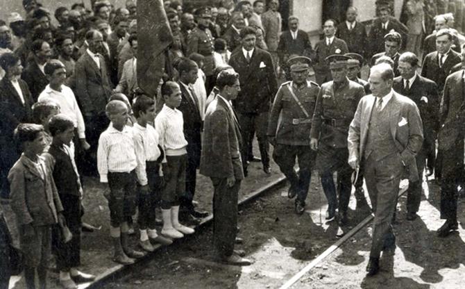 Atatürk'ü Anma Gençlik ve Spor Bayramı'nın 100. Yıl dönümü Pazar Günü Kutlanacak