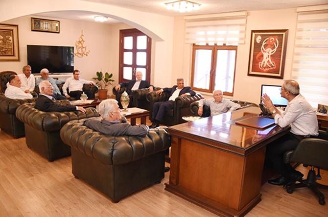 """Başkan Bozdoğan, """"Tarsus Açık Hava Müzesi Haline Gelecek"""""""