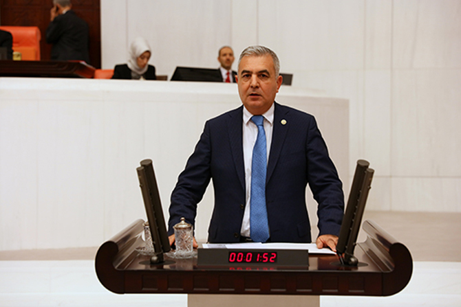 Şimşek, Tunceli'nin Adını Değiştiren Belediye Başkanına Sert Tepki