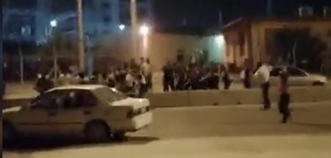 İki Mahalle Arasında Kavga Çıktı