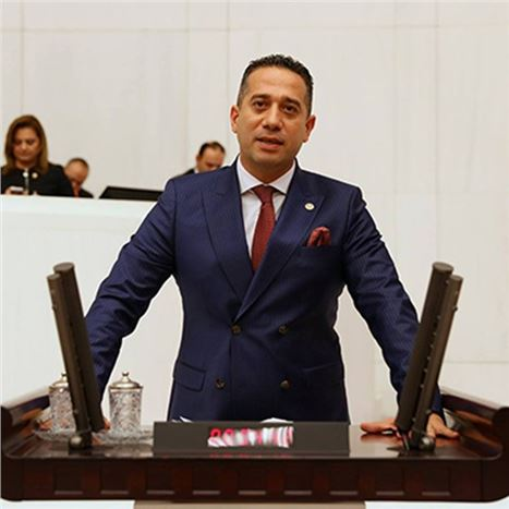 CHP Milletvekili Başarır, Trafik Kazaları Konusunu Meclise Taşıdı