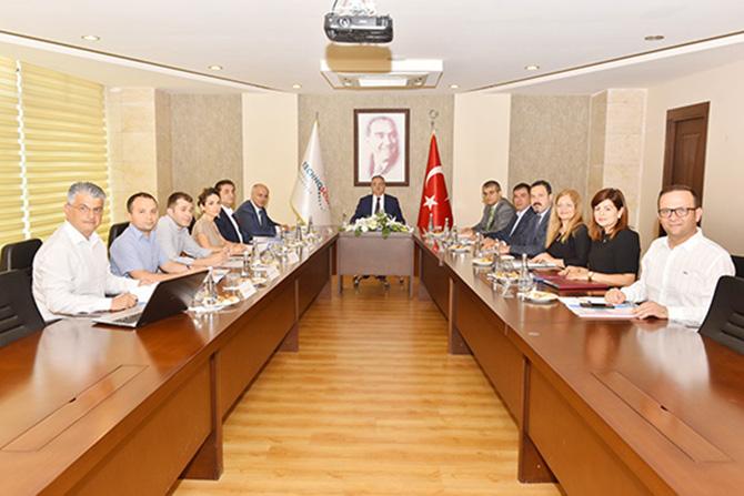 Başkan Koçak, MTGB Olağan Genel Kuruluna Katıldı