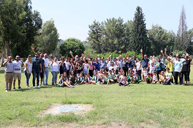 Tarsus Gençlik Kampı'nda Babalar Günü Kutlandı