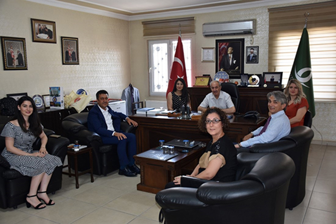 Kızıltepe'de Akreditasyon İyi Uygulama Paylaşımı Toplantısı Yapıldı