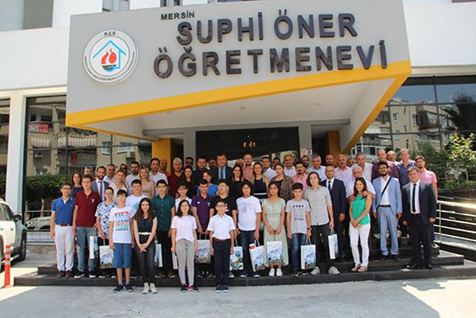 LGS Türkiye Şampiyonları İçin Tören Düzenlendi