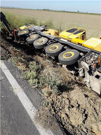 Tarsus Cezaevi Yolundaki Trafik Kazaları Korkutuyor
