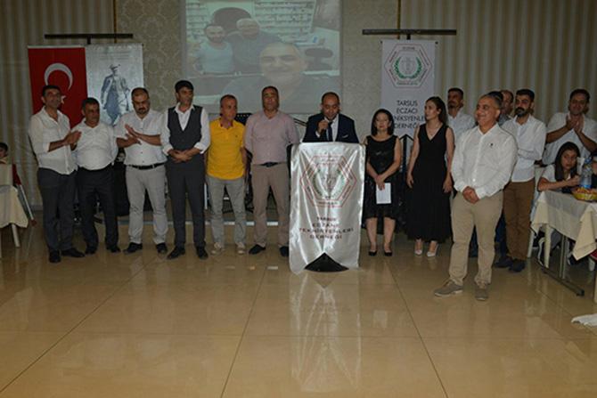Eczane Teknikerleri  Tarsus'ta Gecede Buluştu