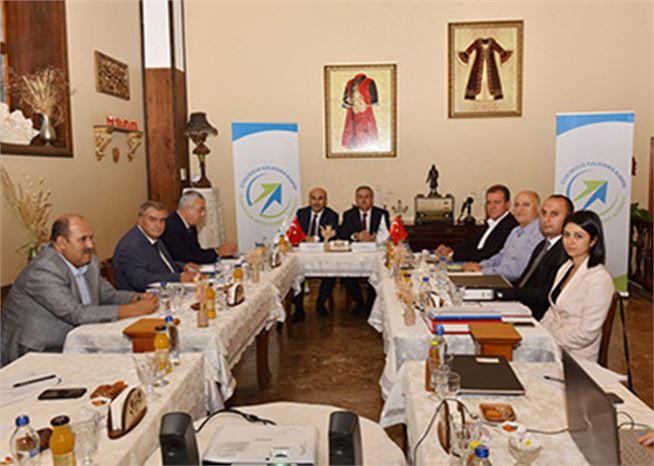 ÇKA Yönetim Kurulu Toplantısı, Tarsus'ta Gerçekleştirildi