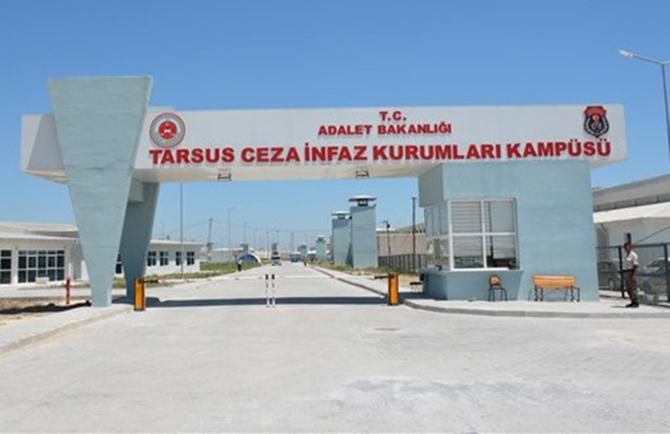 """Cezaevinde Kalan Mahkum İntihar Etti"