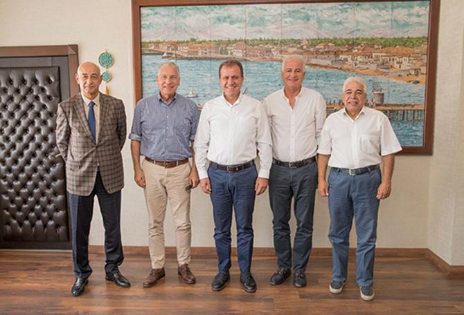"""Başkan Seçer, """"Mersin'in İkinci Bir Limana İhtiyacı Var"""""""