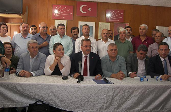 """CHP İl Başkanı Adil Aktay, """"Bankamatik Memur'larının Tasarrufu Belediye Başkanlarının Yetkisindedir"""""""