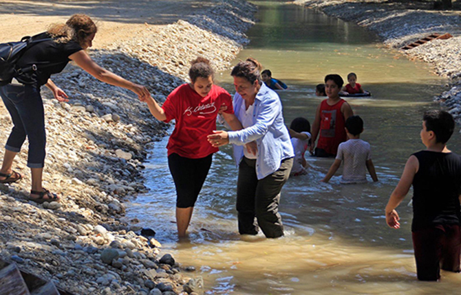 Otistik Çocuklar, Tarsus  Gençlik Kampında Bir araya Geldi