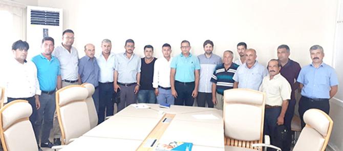 MESKİ, Tarsus'taki Sorunları Çözmek İçin Düğmeye Bastı
