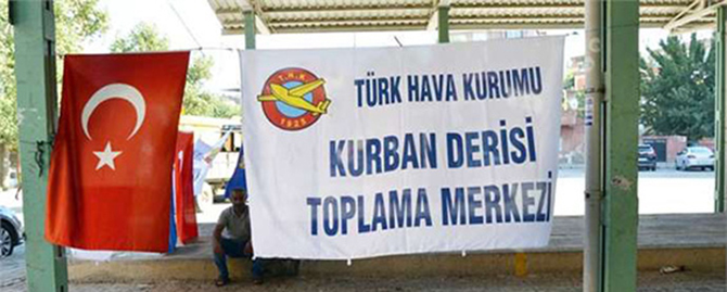 Tarsus'ta ve Çamlıyayla'da 9 Bin 674 Kurban Derisi Toplandı