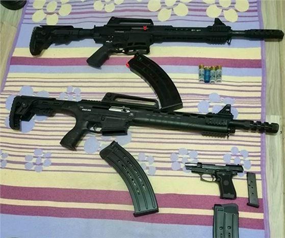 Silah Sıkılan Eve Operasyon Yapan Polis Şoke Oldu