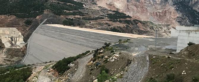 Tarsus Pamukluk Barajı İle Yılda 69 GWh Enerji Üretilecek