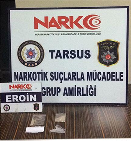 Eroin Operasyonunda 4 Kişi Gözaltına Alındı