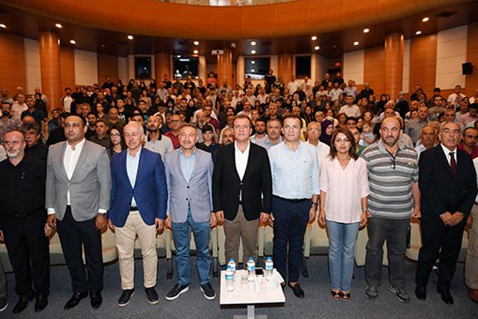 Başkan Seçer Kerbela Şehitlerini Anma Programına Katıldı