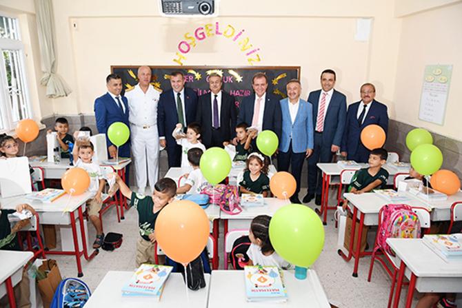 Vahap Seçer 2019-2020 Eğitim Öğretim Yılı Kutlamalarına Katıldı