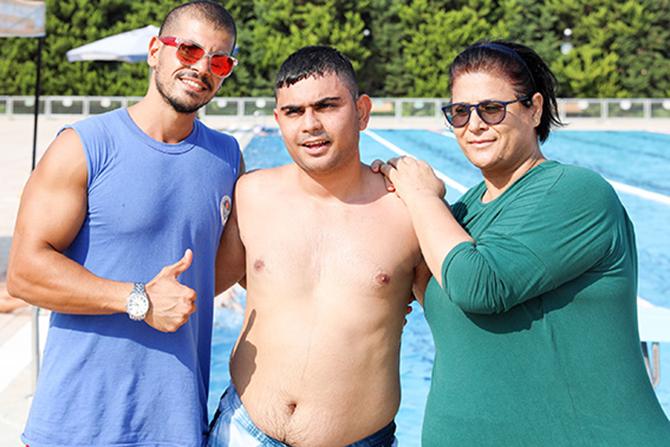 Yüzme İle Epilepsiyi Yendi