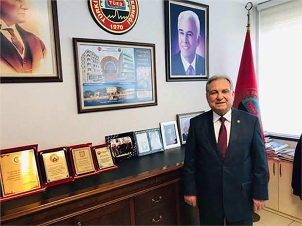 """Başkan Ömer Kurnaz, """"Sosyal Güvenlik Mevzuatındaki Bazı Değişiklikler Emekli Aylıklarında Eşitsizliğe Neden Oluyor"""""""