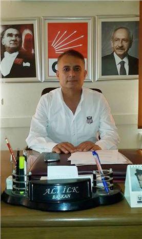 """CHP İlçe Başkanı Ali İlk, """"İktidar Tükenmişlik Sendromu İçerisindedir"""""""
