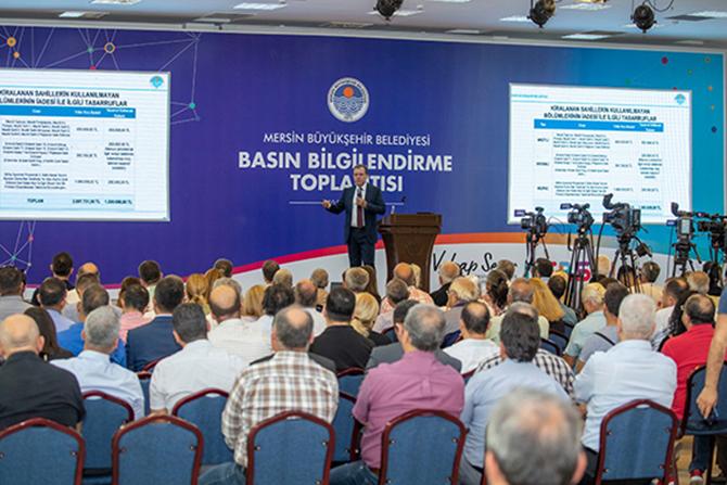Başkan Seçer, 6 Aylık Değerlendirme Toplantısını Yaptı