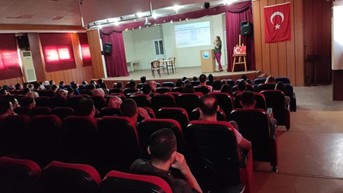 Liselere Geçiş Sistemi İle İlgili Bilgilendirme Toplantısı Yapıldı