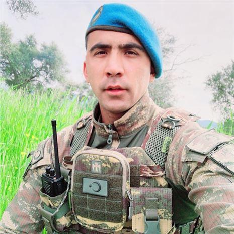 Barış Pınarı Harekatında Tarsuslu Asker Yaralandı