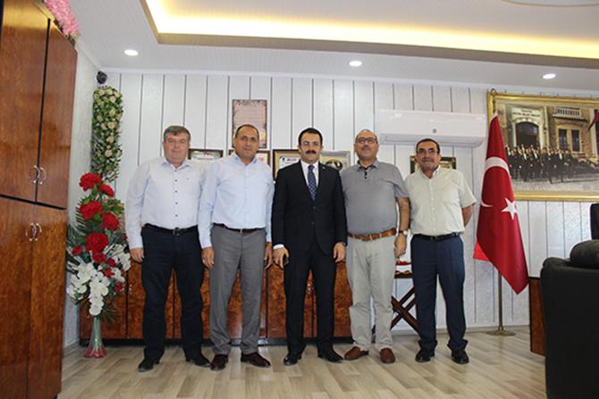 Cumhuriyet Başsavcısı Tiryaki''den, Şen ve Yöneticilerine İade-i Ziyaret