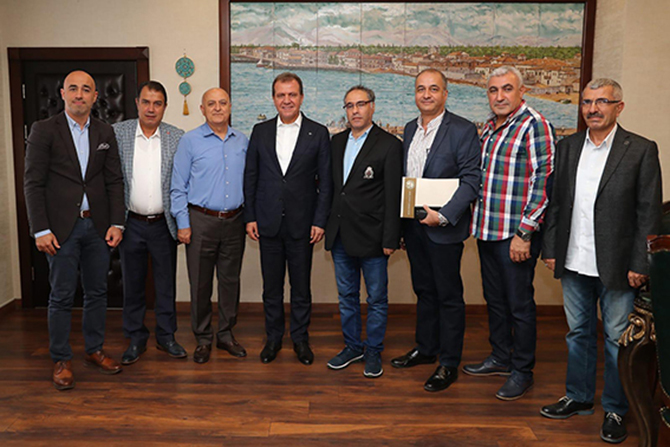 "Başkan Seçer, ""Mahkeme Bizim Lehimize Karar Verdi"""