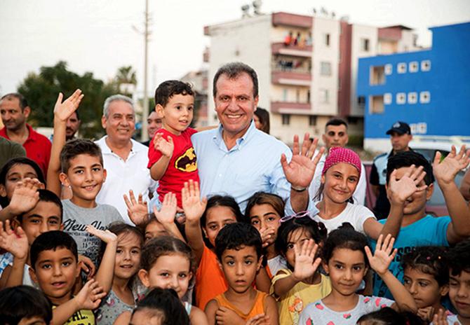 Büyükşehir, Haftada 53 Bin Öğrenciye Süt Dağıtacak