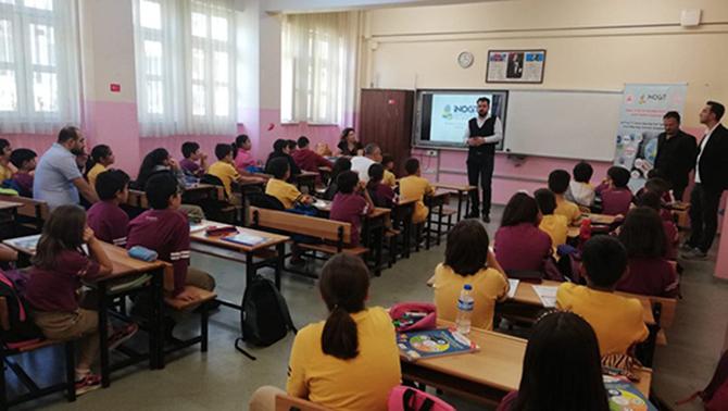 PRODES Projesi Bilgilendirme Toplantısı Yapıldı