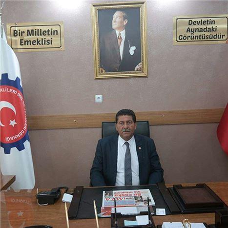 """Başkan Gözener, """"13. Olağan Genel Kurul Toplantımız Yarın Yapılacak"""""""