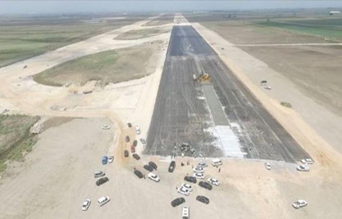 Çukurova Havalimanı Üst Yapım İhalesi Seneye Yapılacak