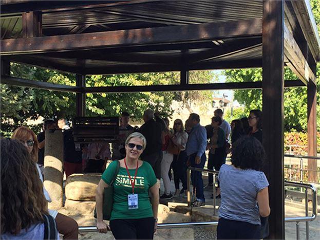 St.Paul Kilisesi ve Kuyusu, Yabancı Turistlerin Akınına Uğruyor