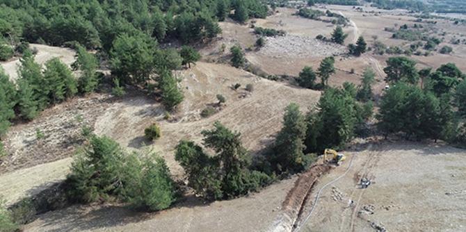 MESKİ, Tarsus'ta Beş Mahallenin İçme suyu Sorununu Çözdü