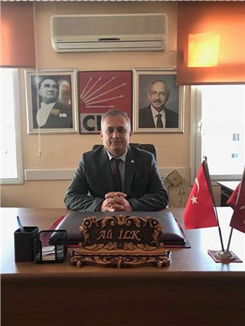 "Başkan Ali İlk, ""CHP İlçe Başkanlığına Aday Değilim"""