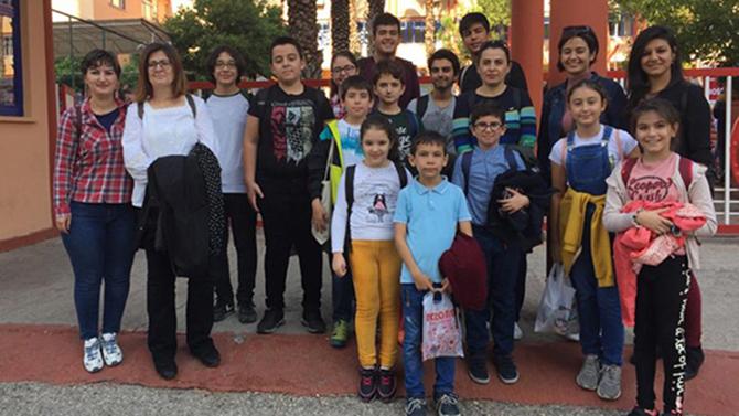 Tarsus Hadiye Kuradacı Bilim ve Sanat Merkezimizden Büyük Başarı