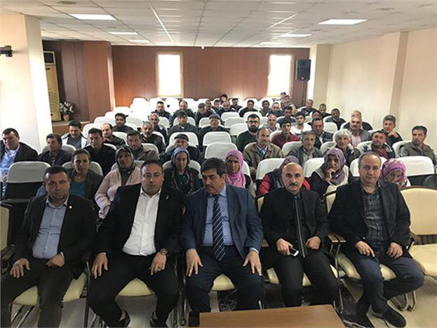 """""""Sürü Yönetimi ve Çobanlık Kursu' Bilgilendirme Toplantısı Yapıldı"""